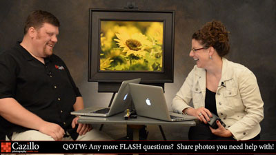 Answering Your Flash Photography Questions!