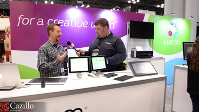 Interview With Senior Evangelist of Creative Products from Wacom