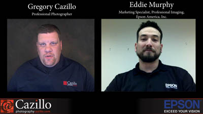 Interview with Epson Product Manger Eddie Murphy