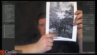 How to Edit and Print Black and White Photos