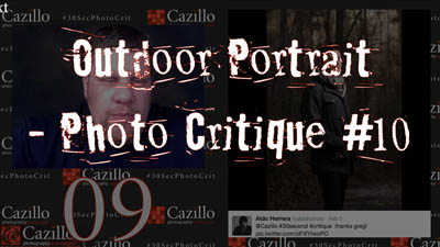 Outdoor Portrait - Photography Critique #10