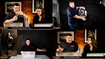 Adorama Flashpoint Glow Softbox Review & This Week's Photo News