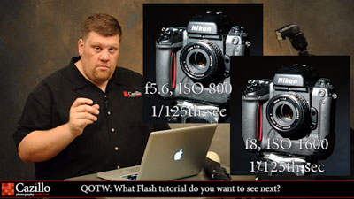 Ultimate Flash Photography Exposure Tutorial