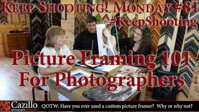 Picture Framing 101 For Photographers