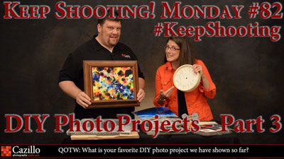 DIY Photography Projects Part 3