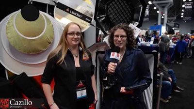 PhotoFlex Products Overview at PhotoPlus Expo