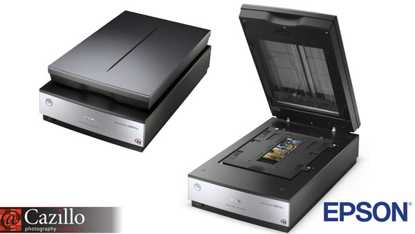 Interview with Epson Senior Product Manager for Scanners about the Epson Perfection V850 V800 Pro Photo Scanners