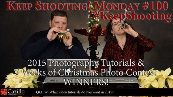 2015 Photography Tutorials & Contest Winners!
