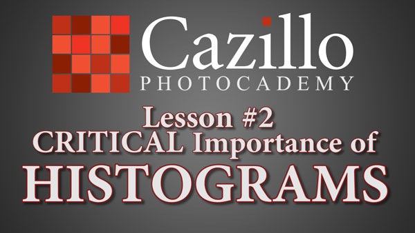 CRITICAL Importance of Photography Histograms
