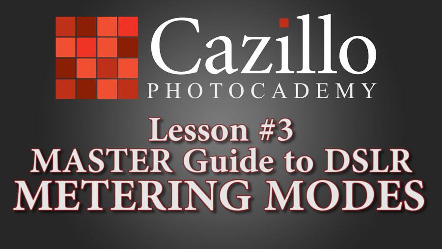 Master Guide to DSLR Metering Modes