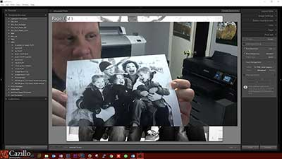 HOW TO PRINT from Lightroom to an Inkjet Printer