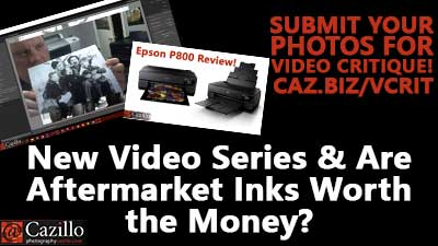 New Video Series & Are Aftermarket Inks Worth the Money?