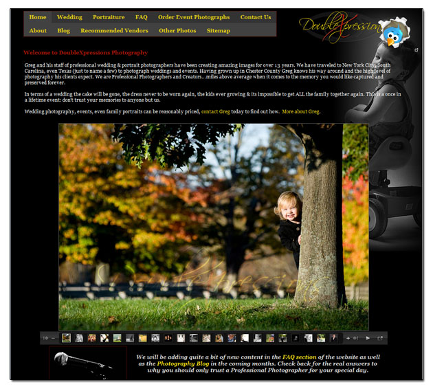 Chester County Website Designer