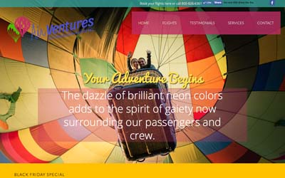 Air Ventures Hot Air Balloon Company