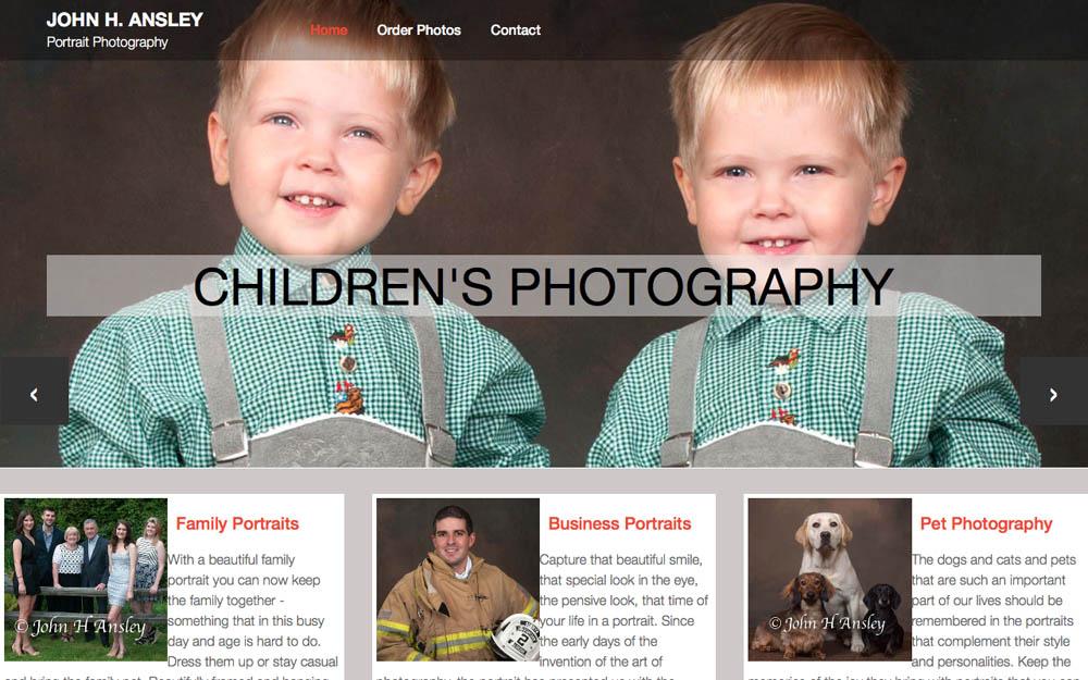 photographer website 1k